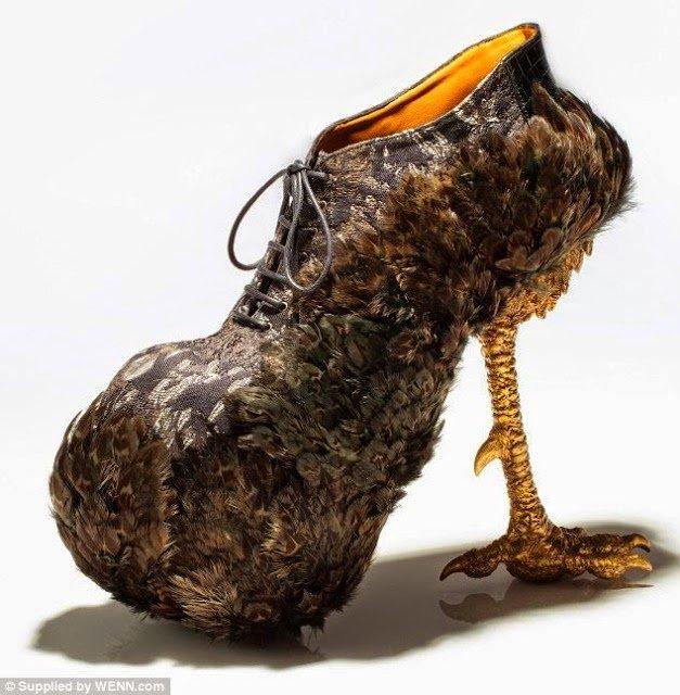 Обувь смешная в картинках