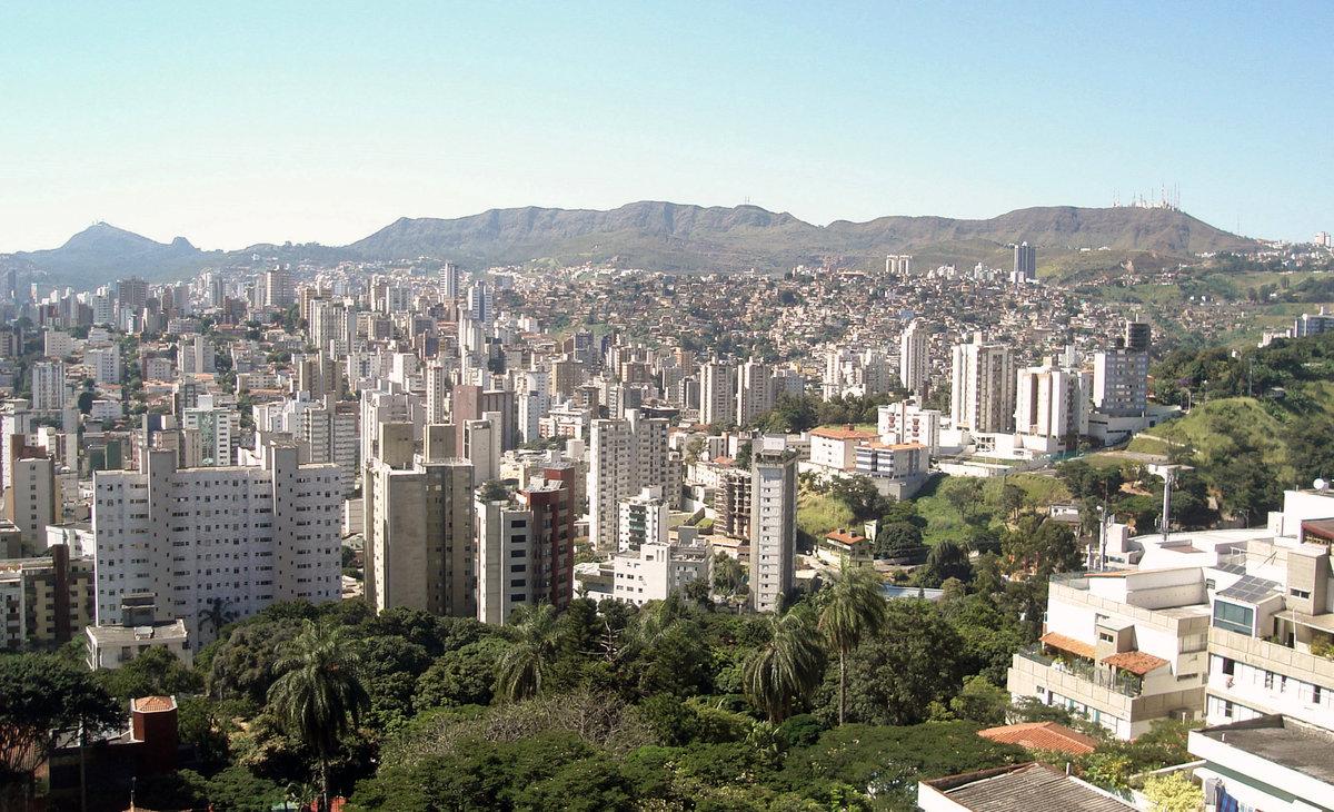belo horizonte brazil - HD1600×1201