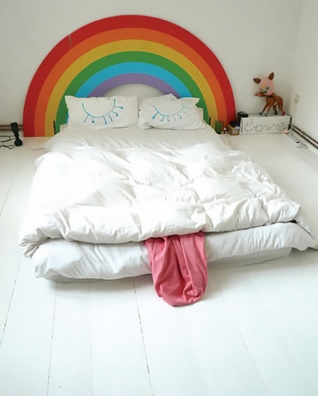 Картинки смешные кровать, танюшке