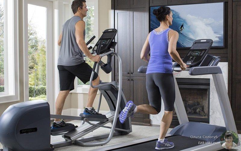 Как заниматься на эллиптическом тренажере чтобы похудеть? Расскажу вам действенную методику. Так же читайте отзывы пользователей элипсоида