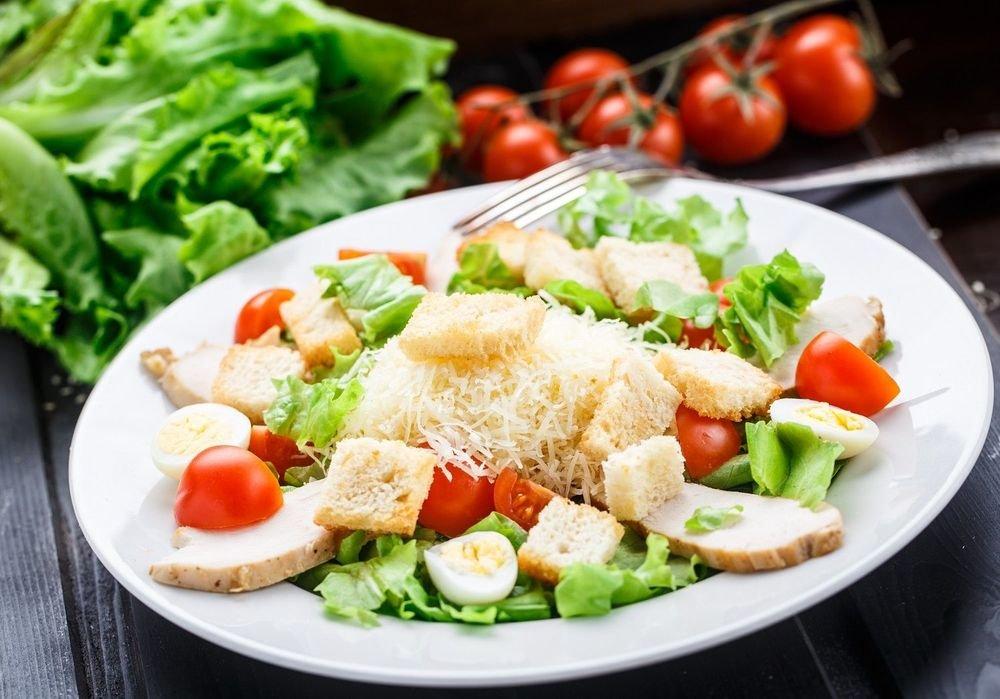 распространения салат цезарь с курицей классический простой фото таких наростов провоцирует