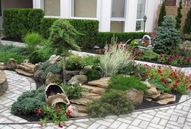 трава для ландшафтного дизайна