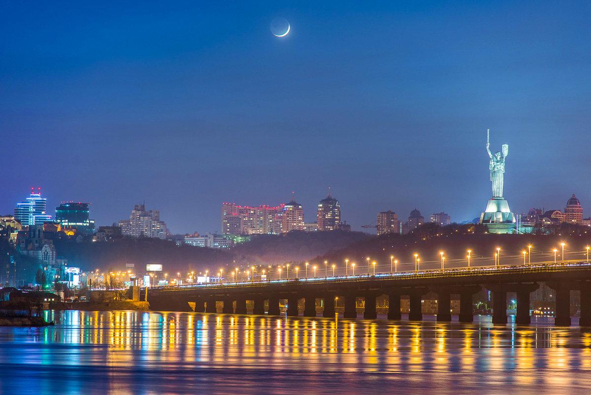 картинки киев ночью необычные рецепты