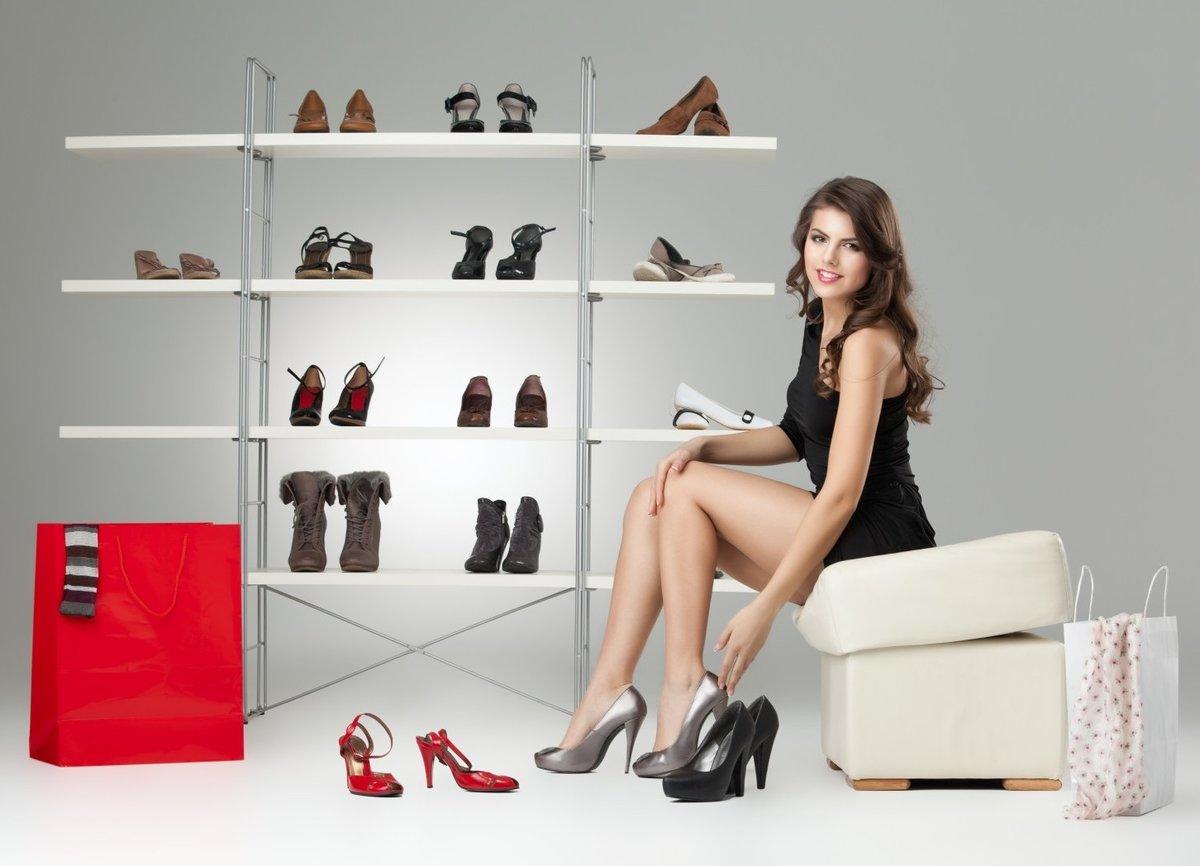 Картинка вам нужна обувь