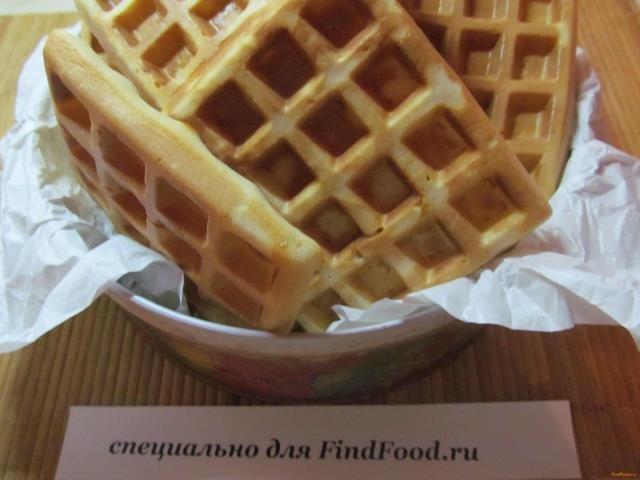 Рецепт венских вафель в домашних условиях