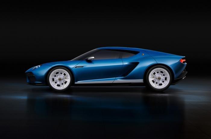 Концерн Lamborghini создал 910-й сильный концептуальный супергибрид Asterion.
