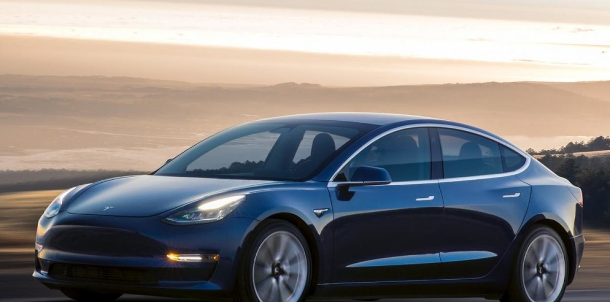 """Tesla >> """"Tesla Model 3"""" — card from user Максимъ in Yandex.Collections"""