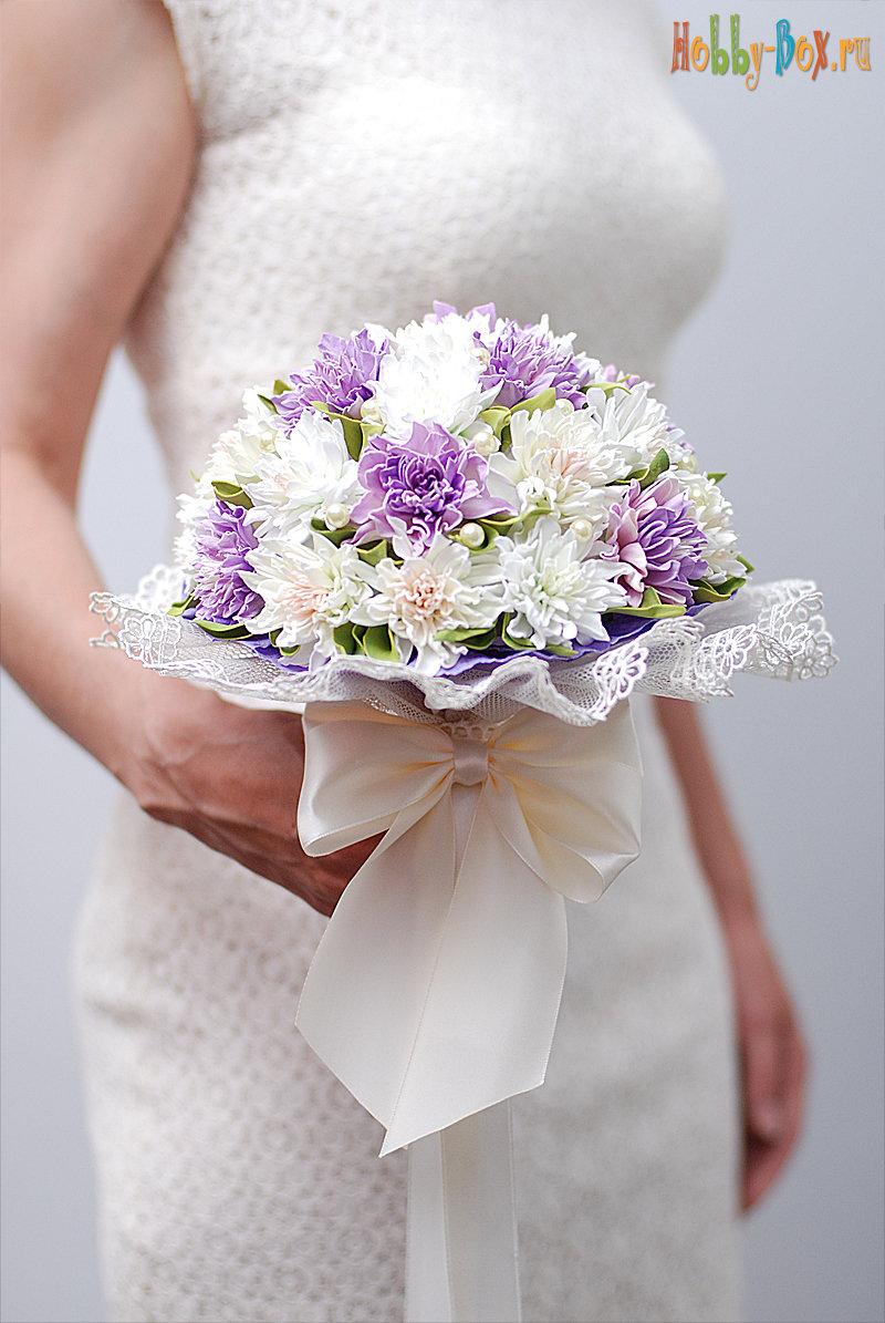 Невесты орхидеей, букет для подружек невесты из хризантем