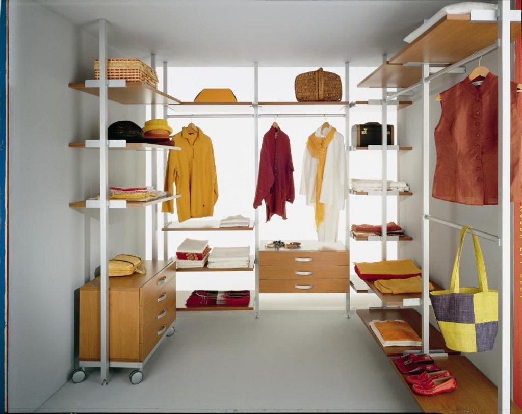 """Мини гардеробные комната комфортная и светлая"""" - карточка по."""