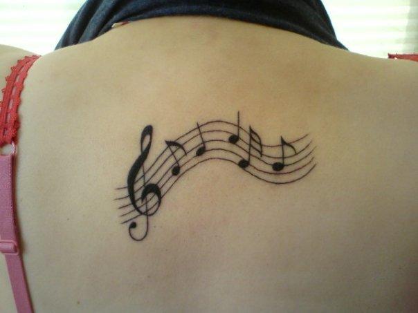 все время воровская тату скрипичный ключ значение тебе понравился