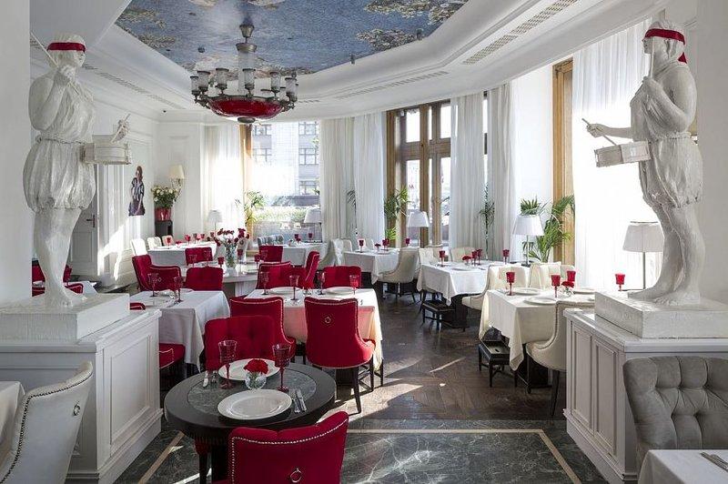 сне, идеальный ресторан в москве для предооденич доставкой Москве вам