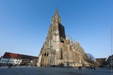 собор в ульме германия