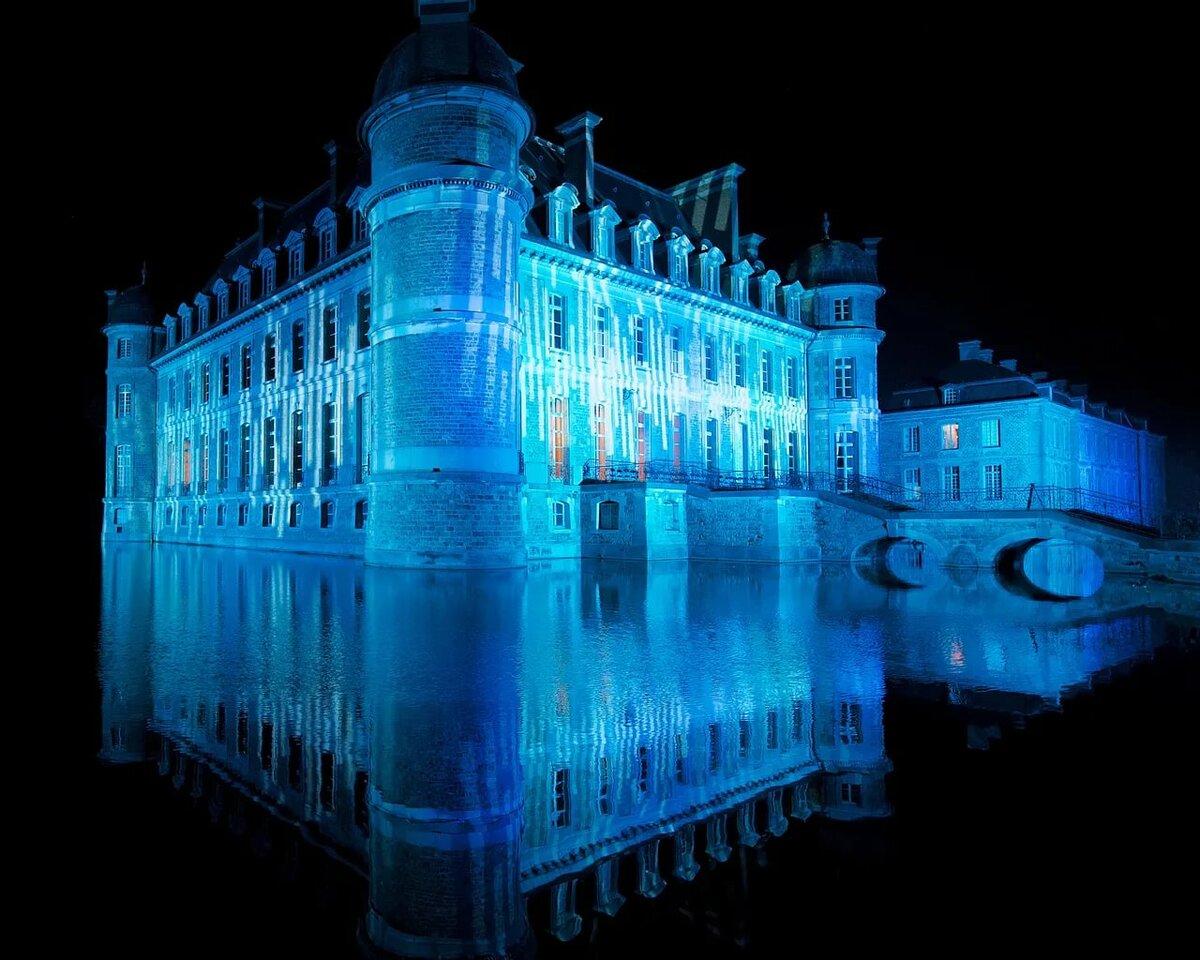 голубой дворец картинки натальи