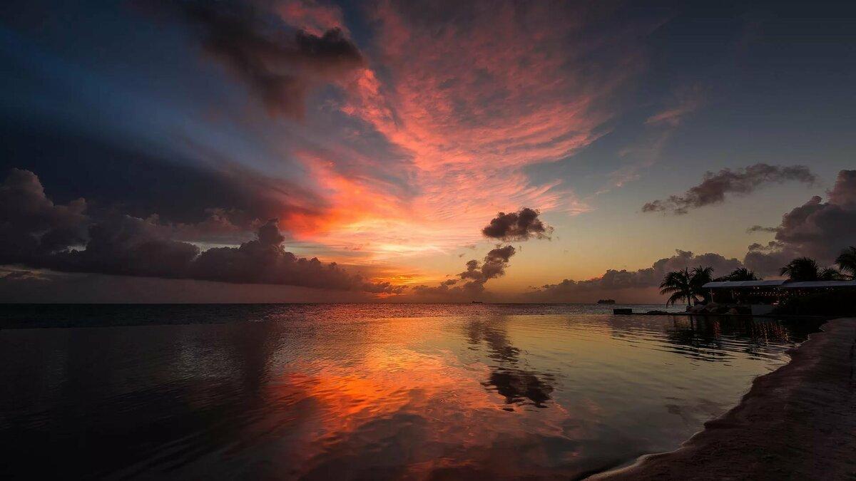 Картинки для рабочего стола рассвет и закат