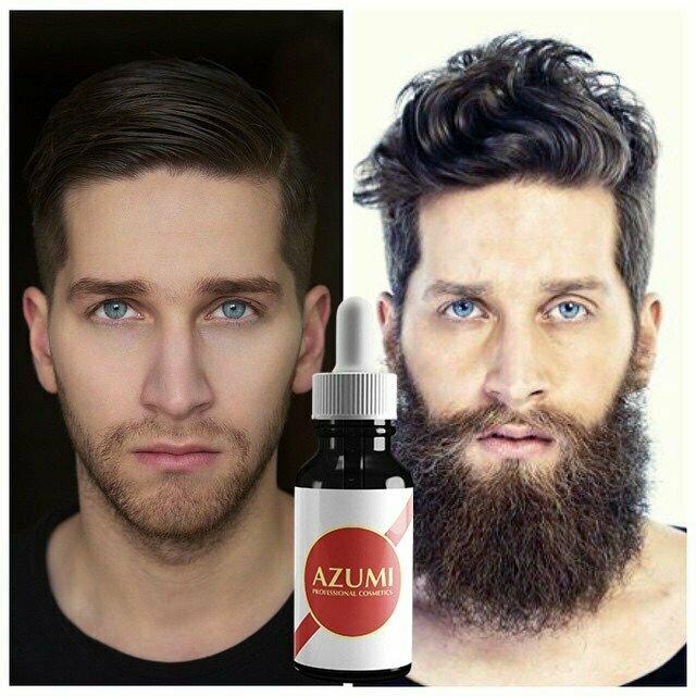 AZUMI для роста бороды в Грозном