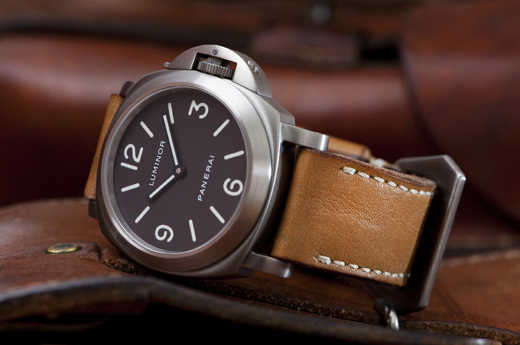 Часы Luminor Panerai в Чите
