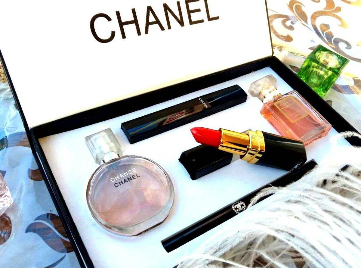 Chanel Present Set набор 5 в 1 в Липецке
