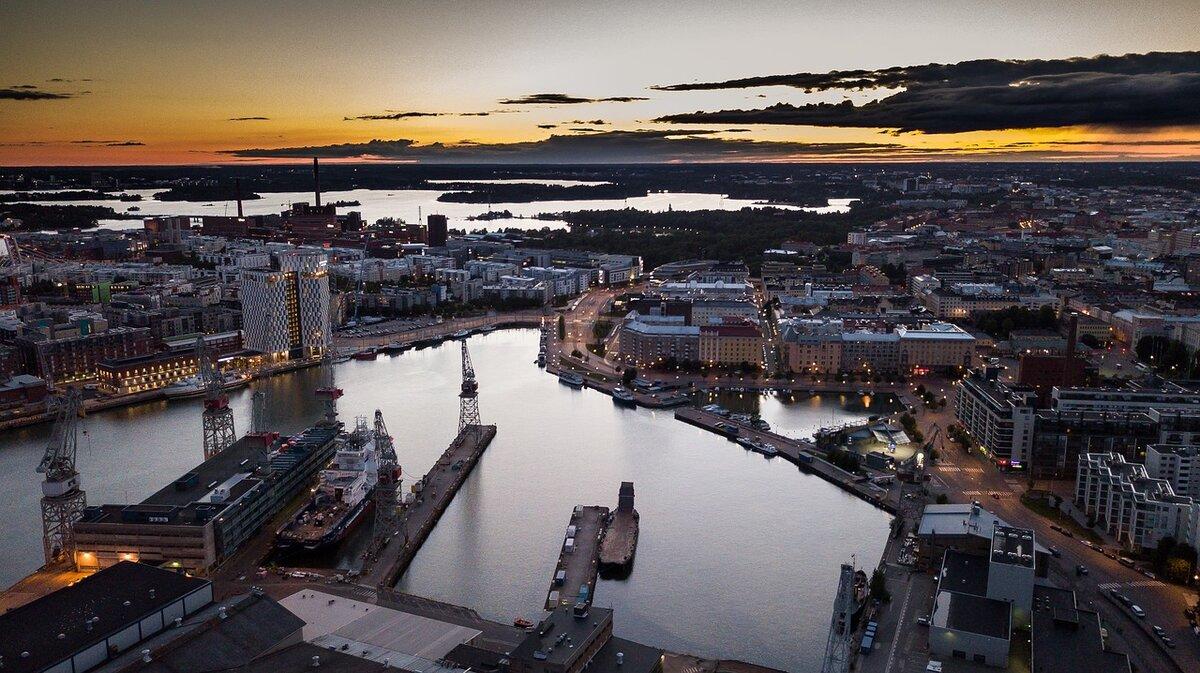 Красивые картинки хельсинки