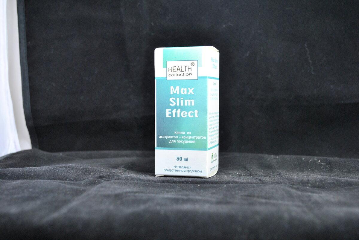 Max Slim Effect для похудения в Курске