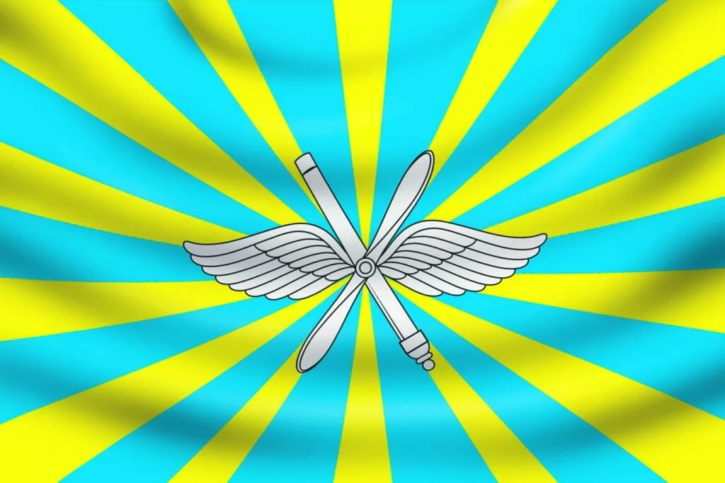 спор флаг воздушно-космических сил картинка тому