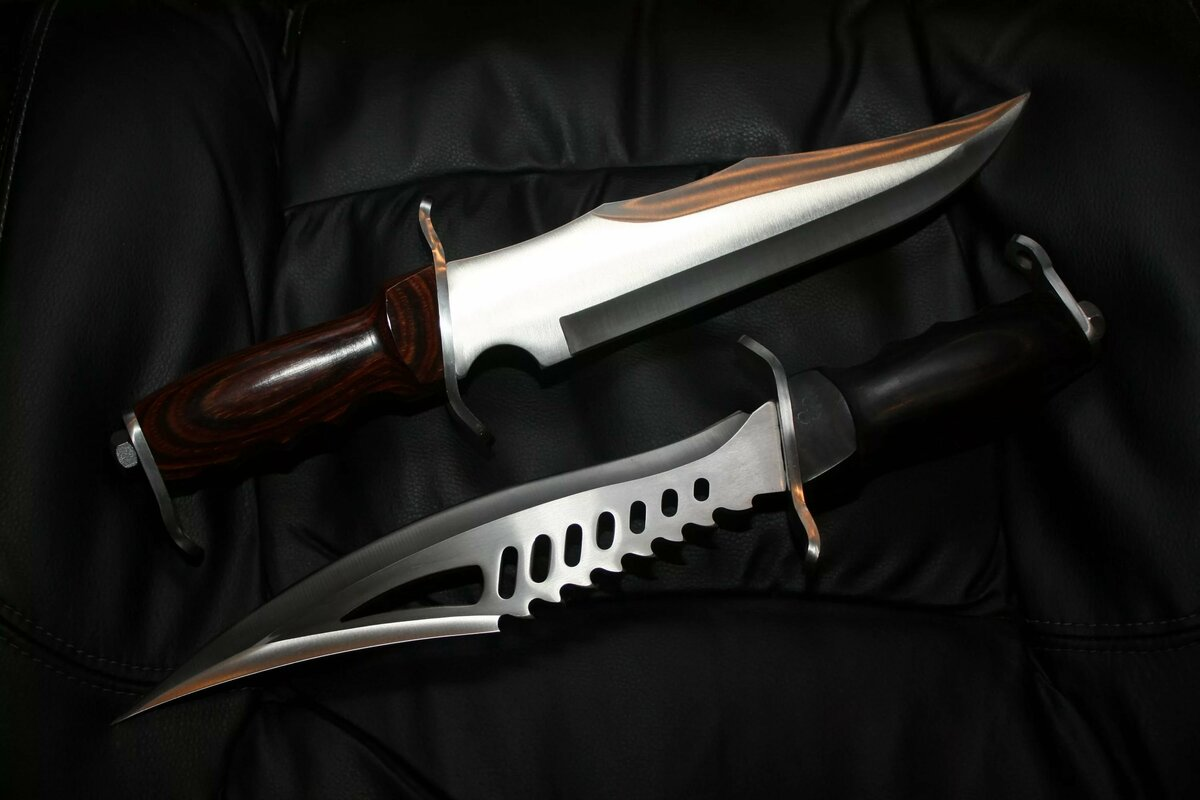 Красивые картинки ножа
