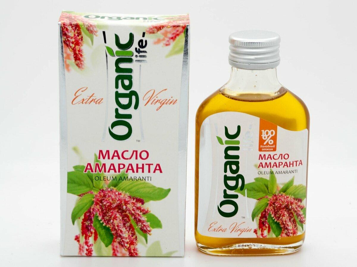 Амарантовое масло от гипертонии в Задонске