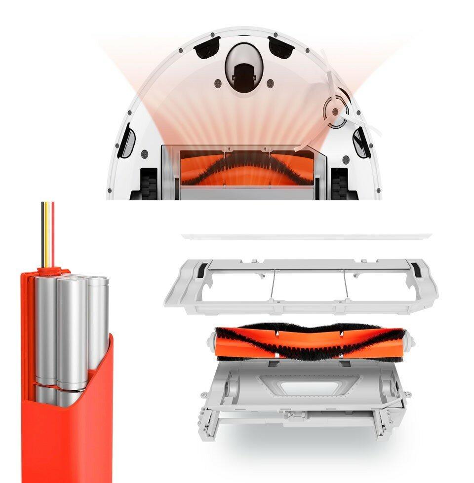 Копия Xiaomi Mi Robot 2 робот-пылесос  в Лакинске. Настройка робота-пылесоса  Mi : пошаговый тюнинг  Подробнее по ссылке... 🏷️ http://bit.ly/2MkDEtS      Мошенники все чаще стали Будь первым, кто узнает о выходе новых статей на сайте. Кнопочное местное или облачное мобильное управление. Перед вами умный робот-пылесос    () от популярного бренда  Mi, который поможет справиться с уборкой, а также непременно станет любимцем домашних животных. Обновление от мая : на рынок вышла усовершенствованная версия данного робота-пылесоса -  Mi   Её предварительный обзор читайте по ссылке. Скачать Копия  Mi  2 робот пылесос - смотреть Робот-пылесос  Mi   купить в Перми Mi  2 робот пылесос Mi       - ТОП-5 лучших роботов-пылесосов  | Выбор техники