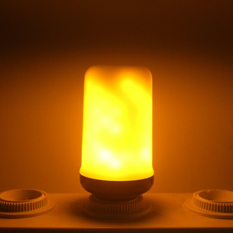 Лампа LED с эффектом пламени в Перевозе