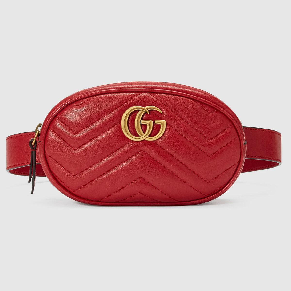 Поясная сумочка GG Marmont в Енакиево