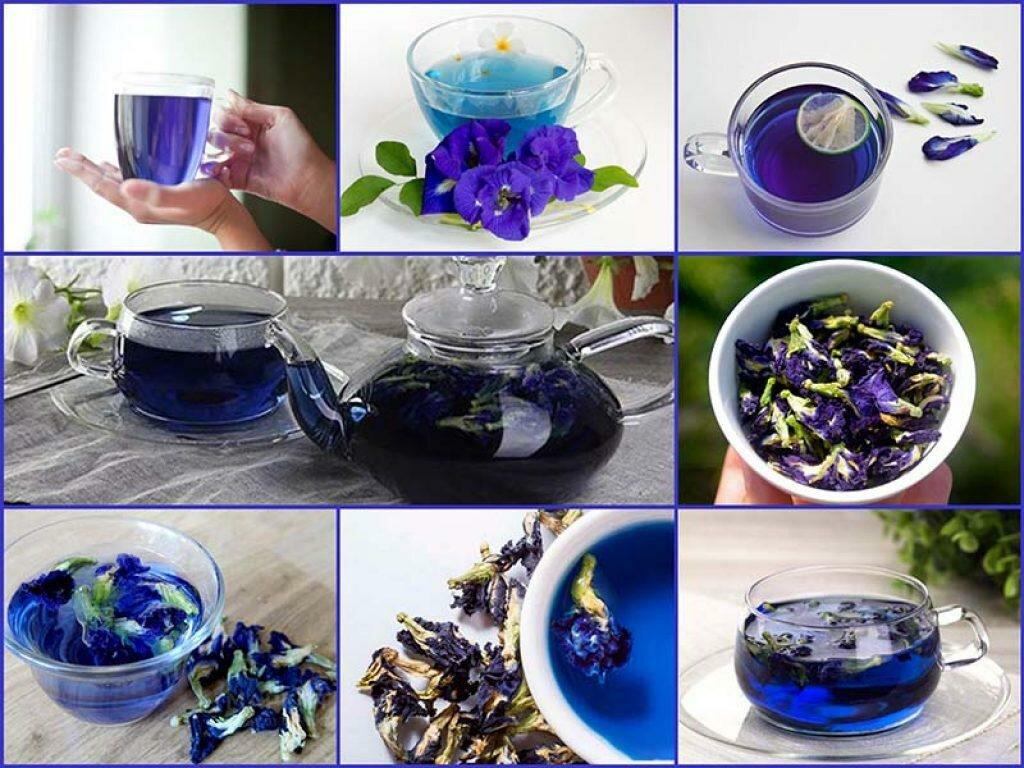 Пурпурный чай Чанг-Шу в Дмитрове
