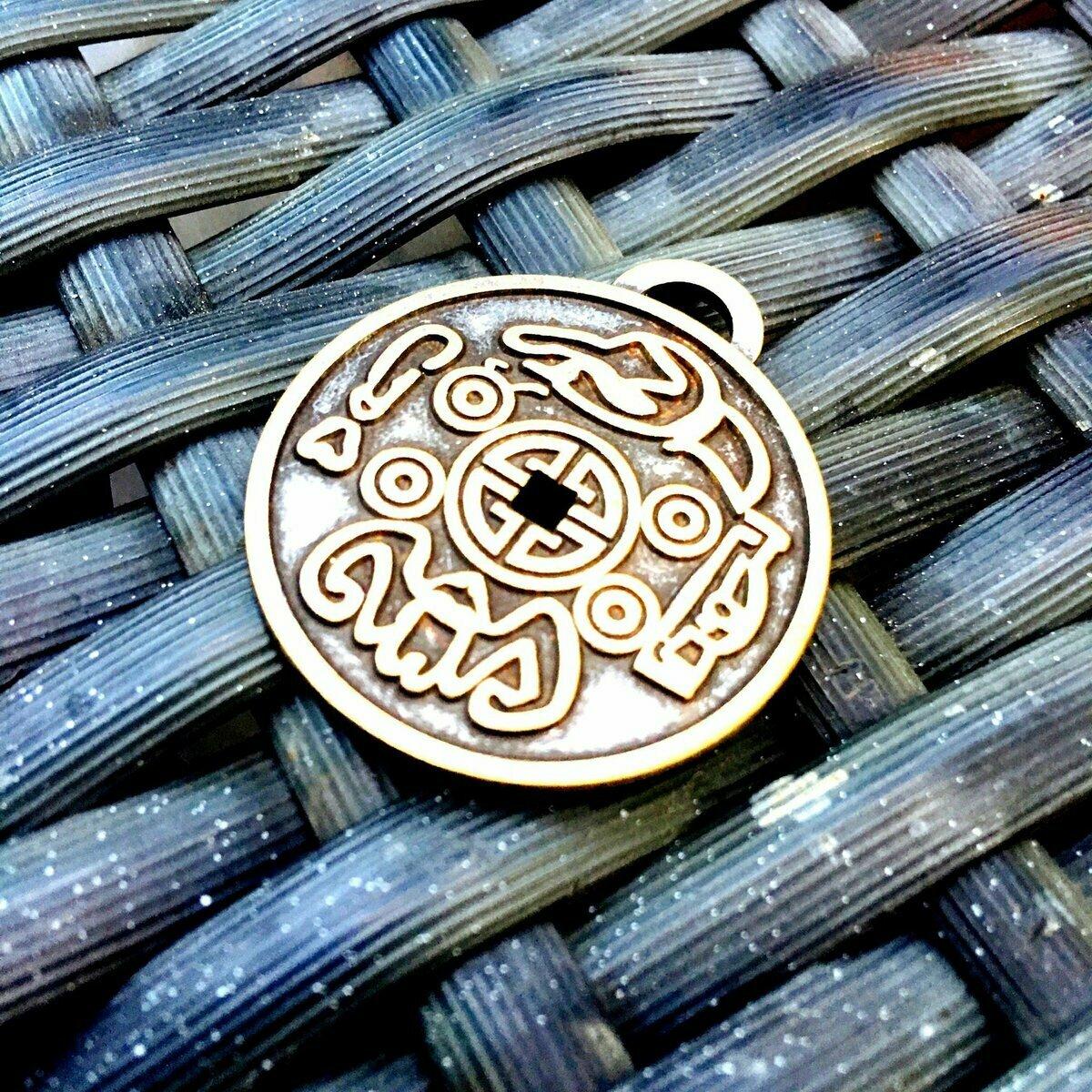 Money Amulet - талисман приносящий удачу в Рыбинске