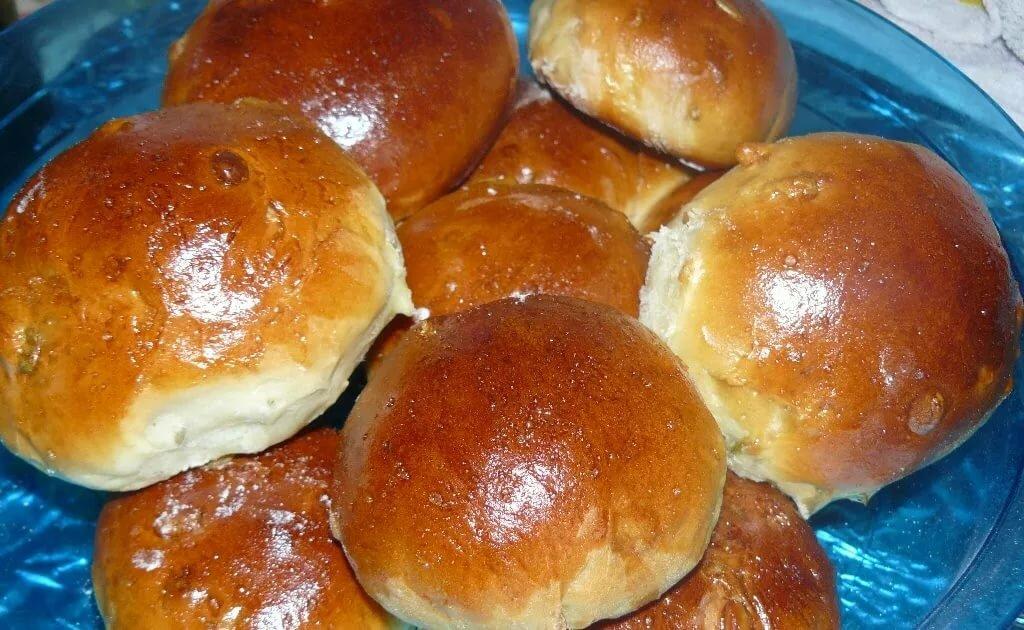 сдобное тесто для булочек рецепт с фото