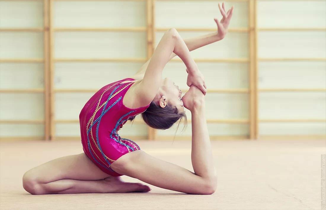гимнастика в обычных картинках простые узоры