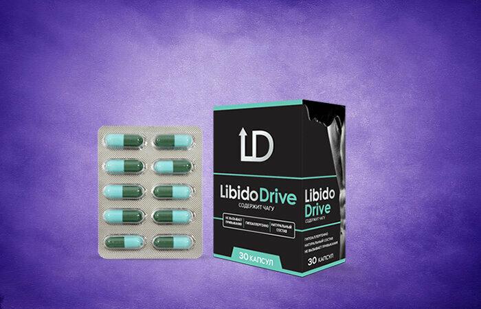 Libido Drive для повышения потенции