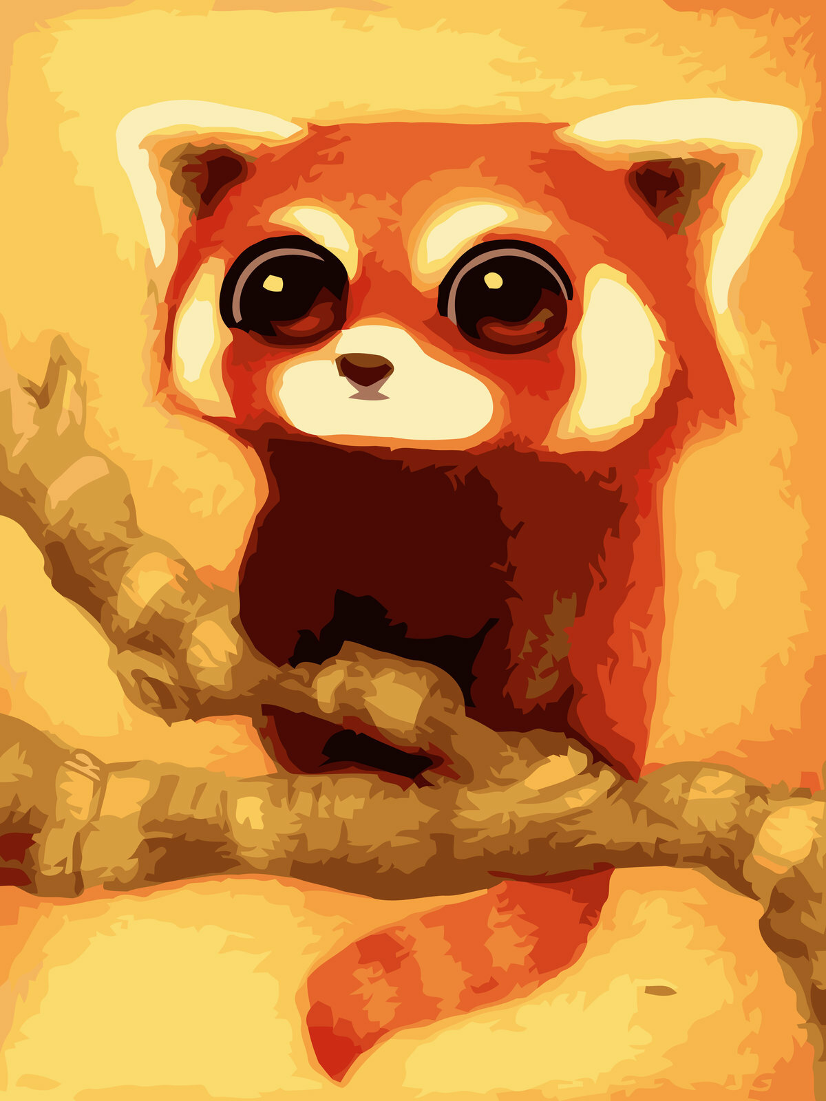 Картинки аниме животных прикольные