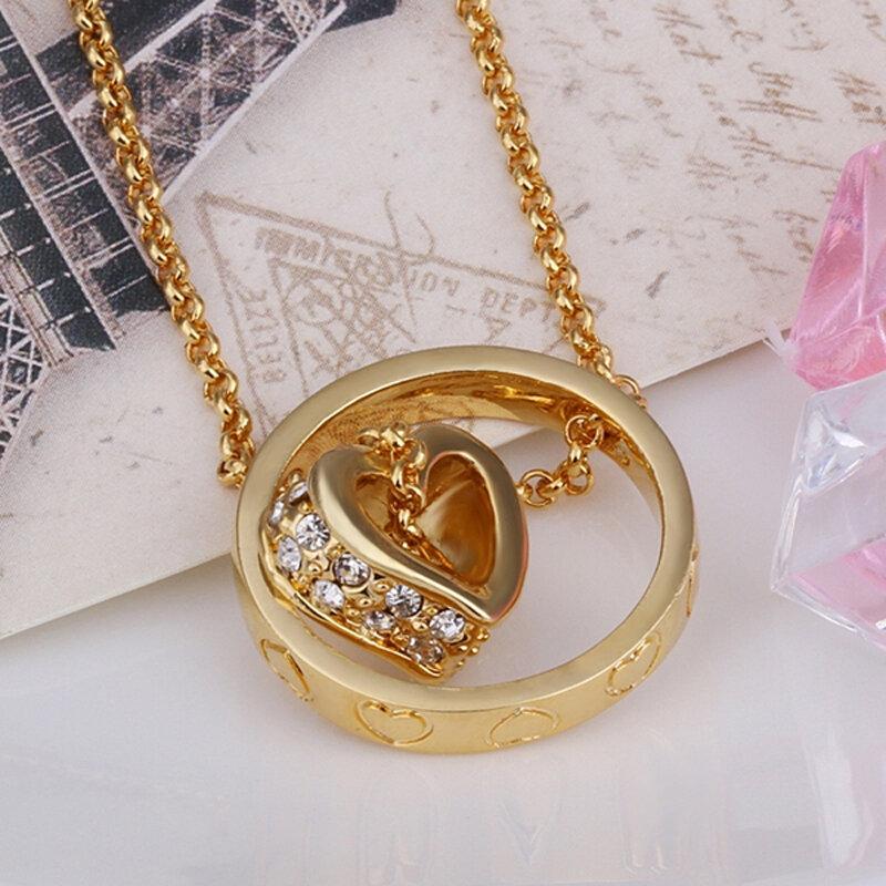 Кулон Ring Heart в Атырау