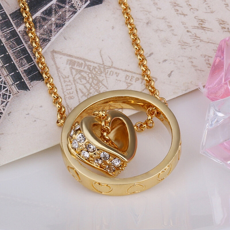 Кулон Ring Heart в Горловке