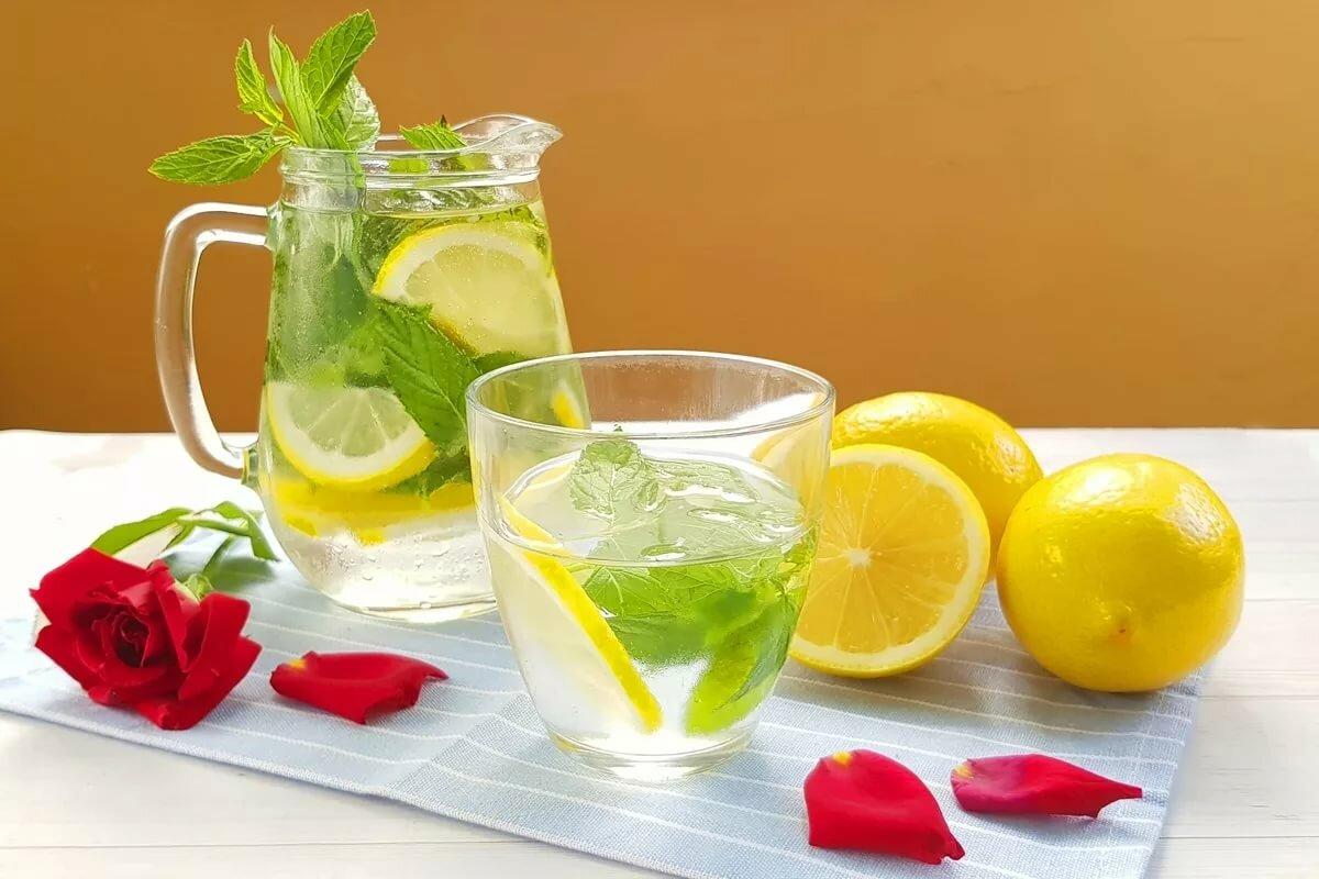 Домашний лимонад рецепт с фото безалкогольный