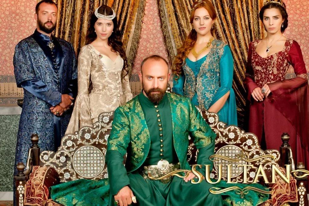 Картинки султан и его жены