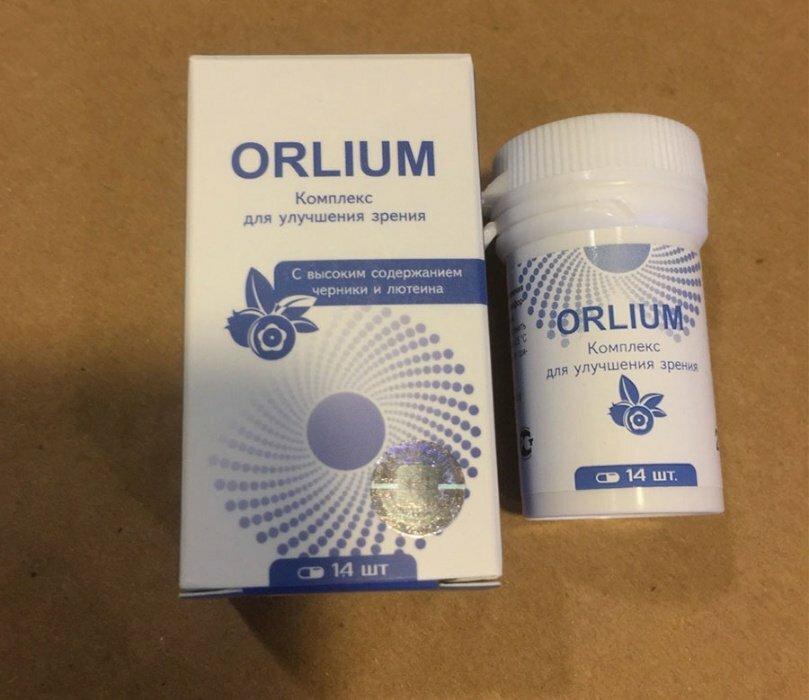 ORLIUM для улучшения зрения в Арзамасе