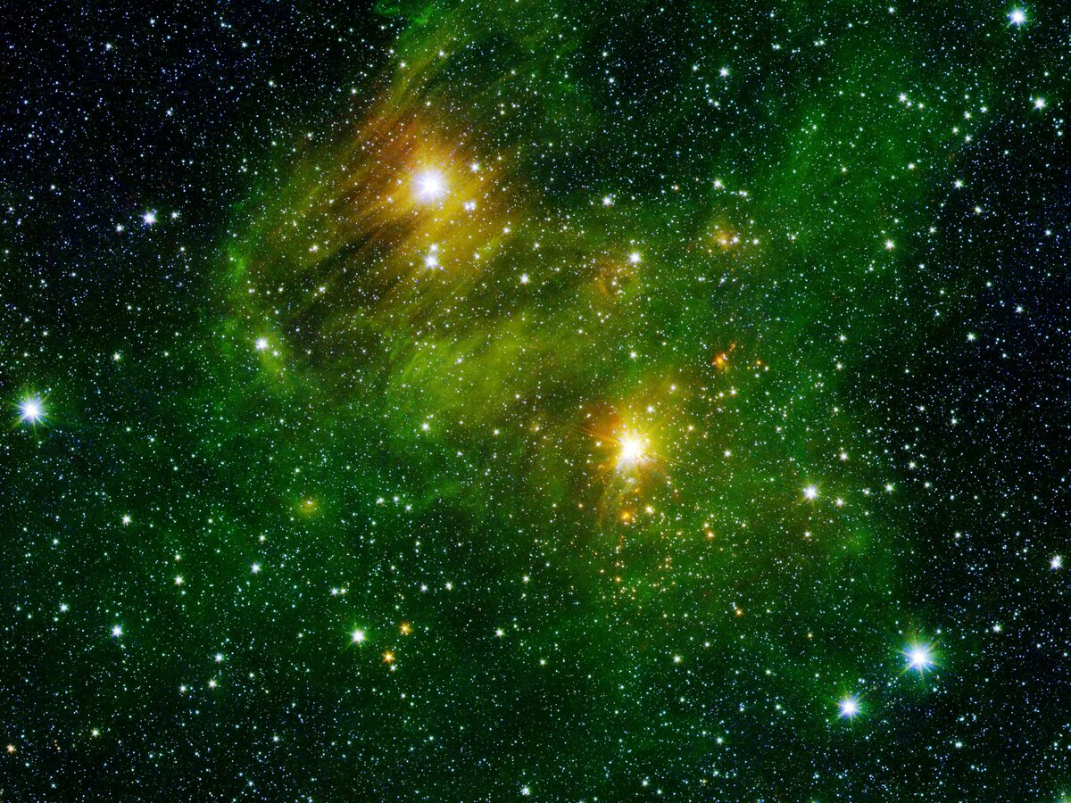 звезды в космосе картинки