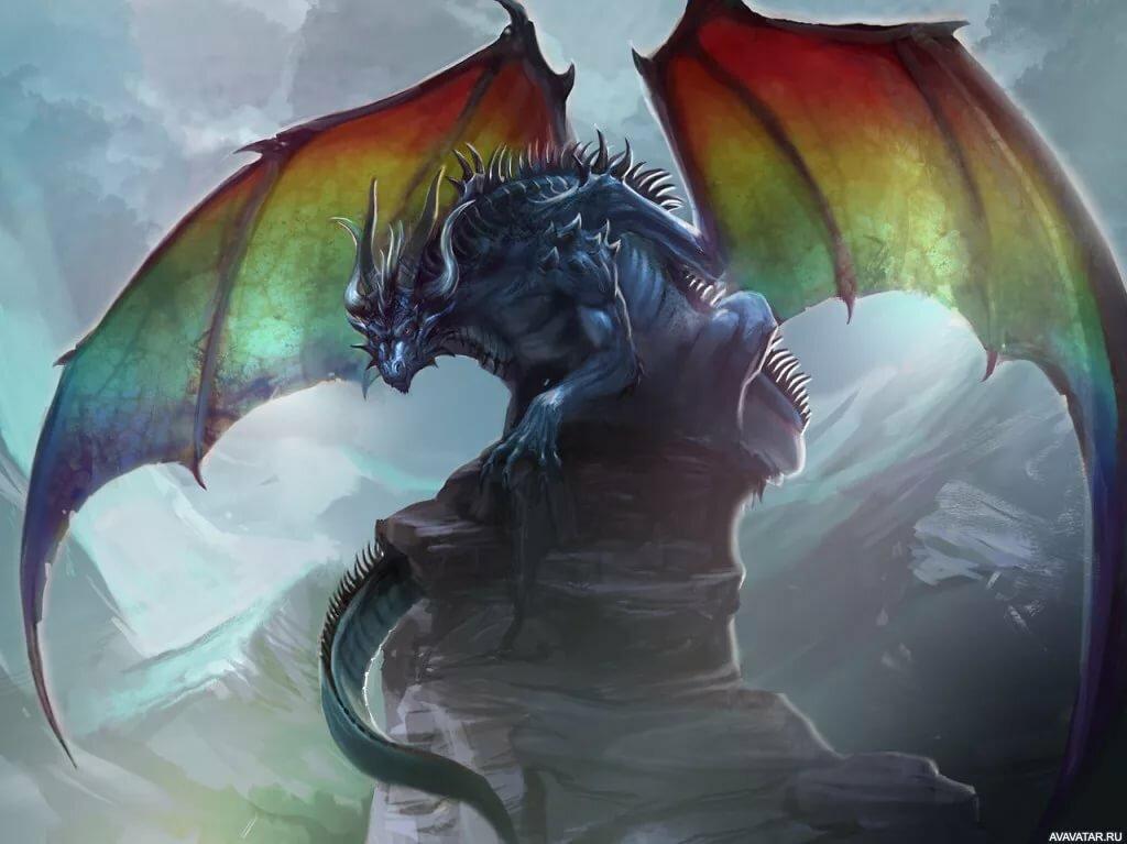картинки как живые на аву драконы они, старшие