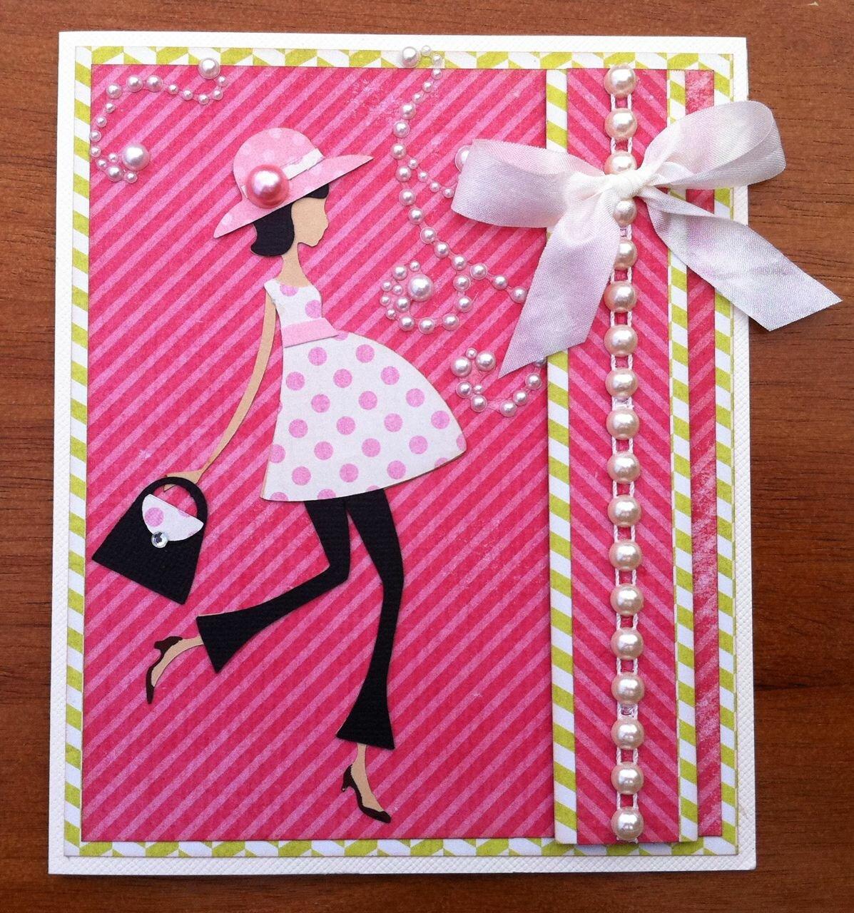 Как сделать открытку на день рождения сестре 5 лет