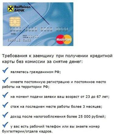 сняли деньги с кредитной карты