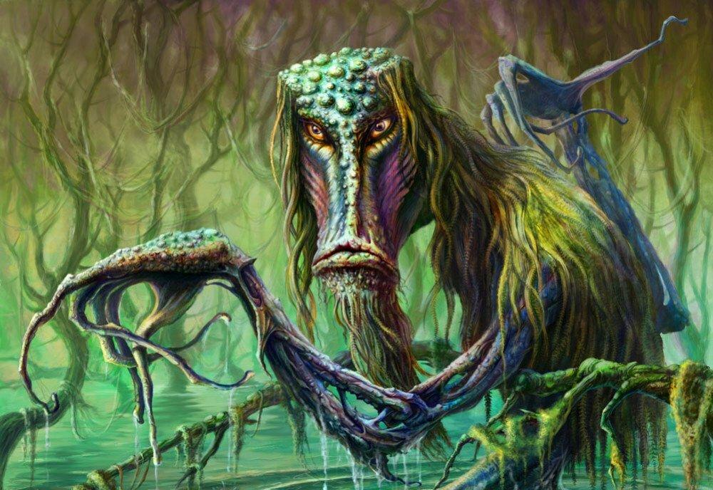 Русские сказочные существа картинки