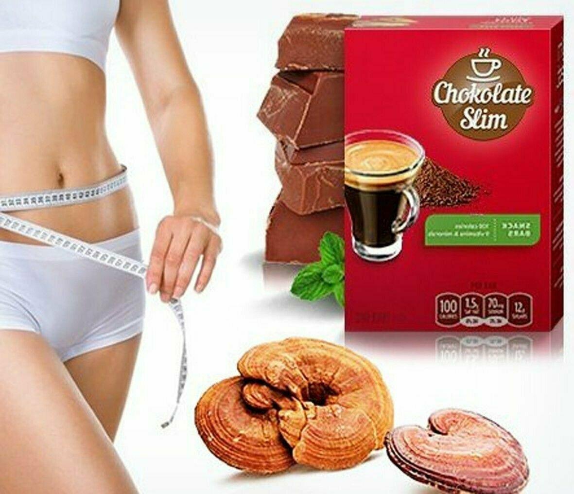 chocolate slim крем активатор шоколад ный