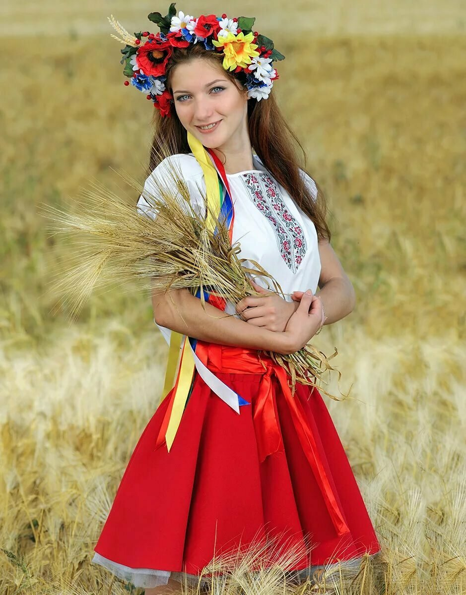 нашей украинский наряд картинка забывайте, что мелированными