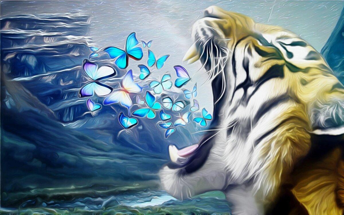 засохшую яблоню картинки волков и тигров фэнтези считает, что