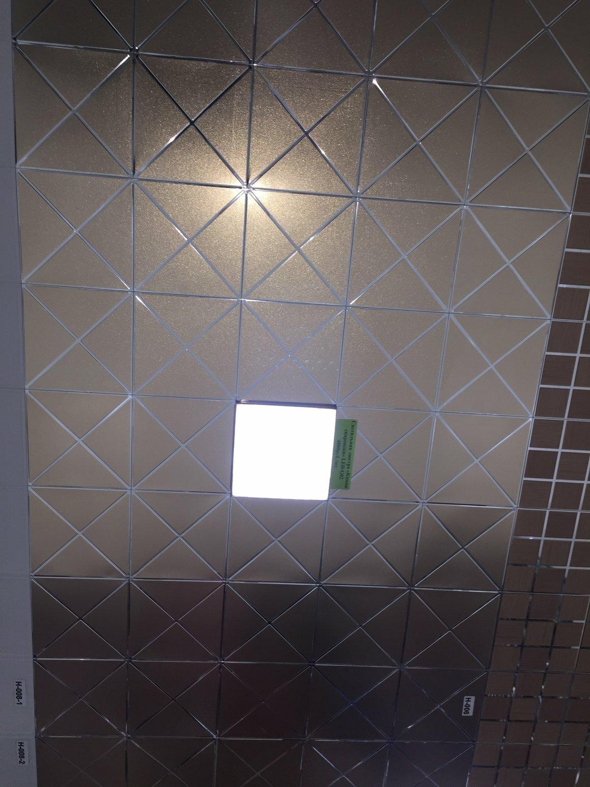 Кассетный потолок №32