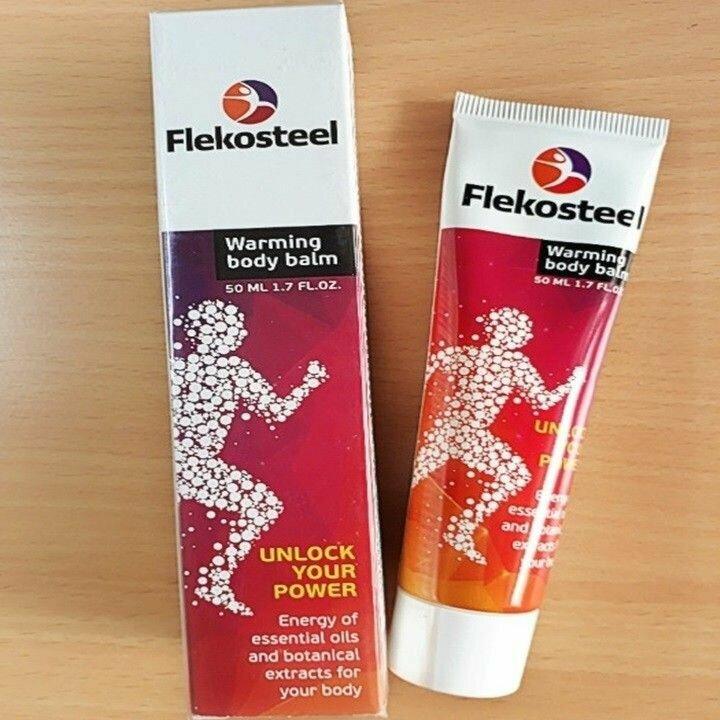 Flekosteel - гель для суставов